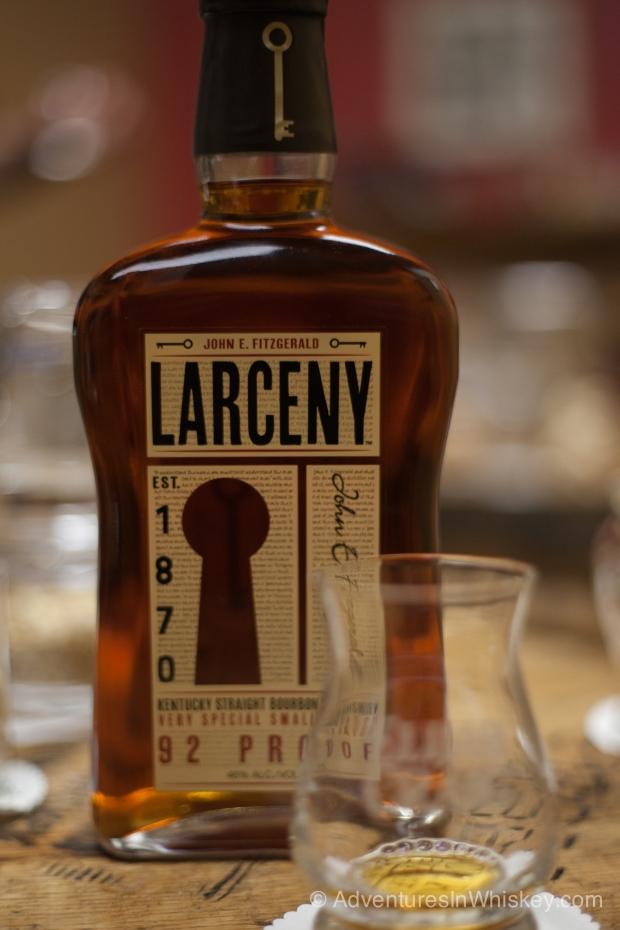 Sampling Larceny.