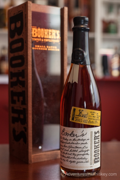 Booker S Bourbon Dot S Batch 2015 02 Review