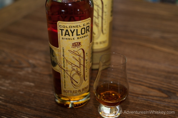 EH Taylor Single Barrel