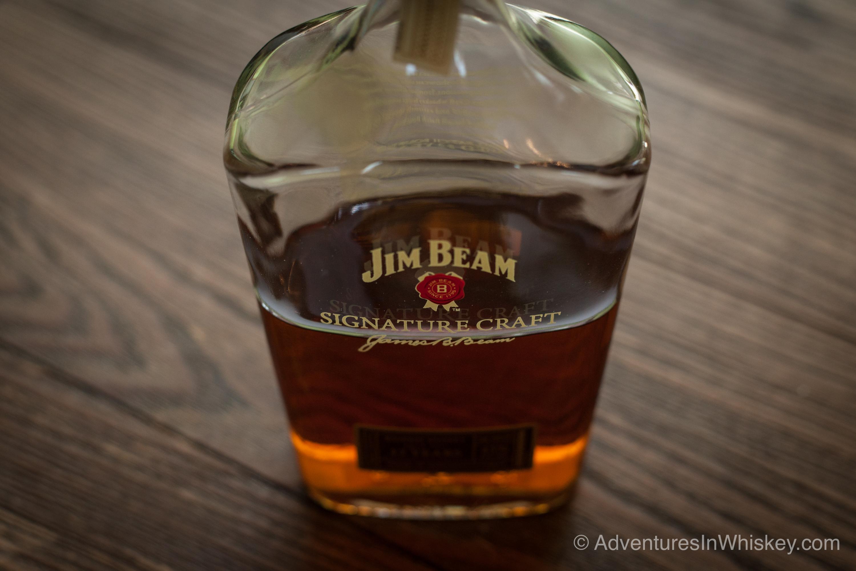 Jim Beam Signature Craft 12 Year Old Bourbon Review