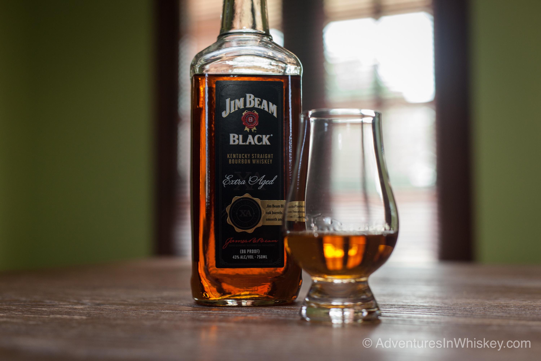 Jim Beam Black Bourbon Whiskey Extra Aged Review