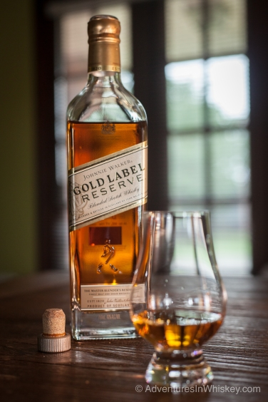 Johnnie Walker Gold Label Reserve Scotch Whisky Review
