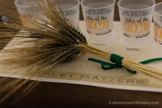 Barley Matters