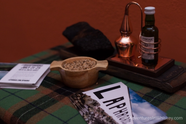 Suntory Laphroaig Table