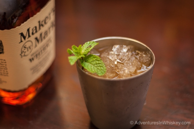 Suntory world julep