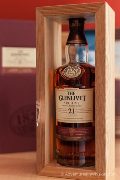 Glenlivet 21