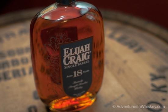 Elijah Craig 18B