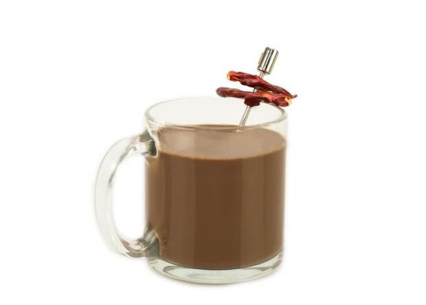 Basil Hayden's Spiced Cocoa