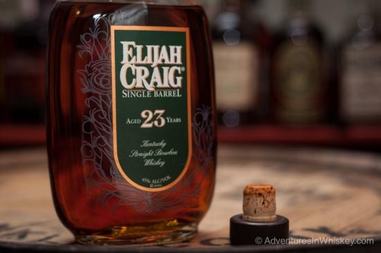 Elijah Craig 23