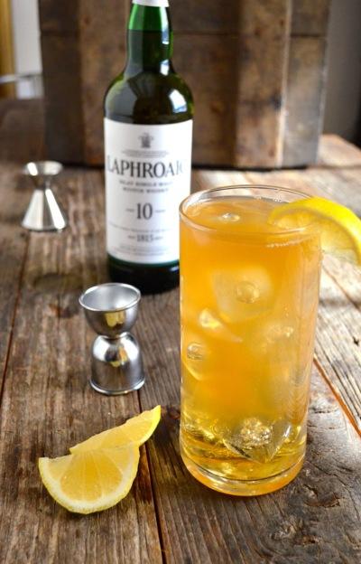 Laphroaig_Montgomerie Smoked Cider