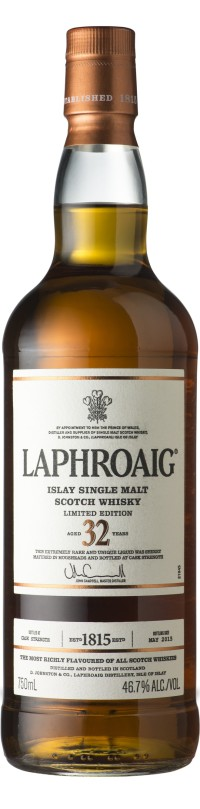 Photo courtesy of Laphroaig.