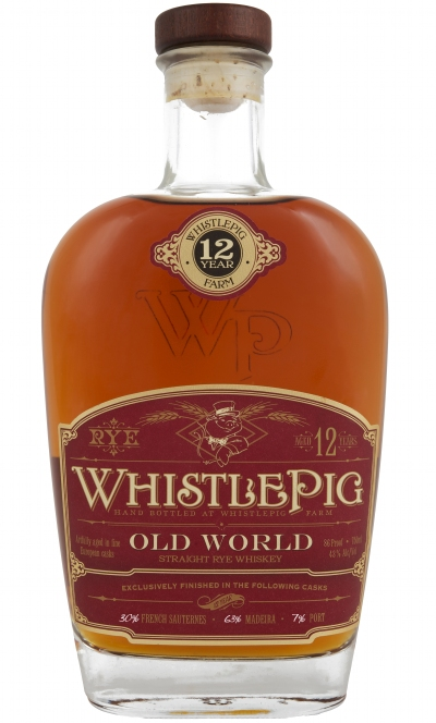 Photo courtesy of WhistlePig.