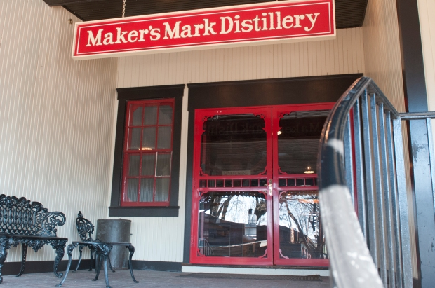 Photo courtesy of Maker's Mark.