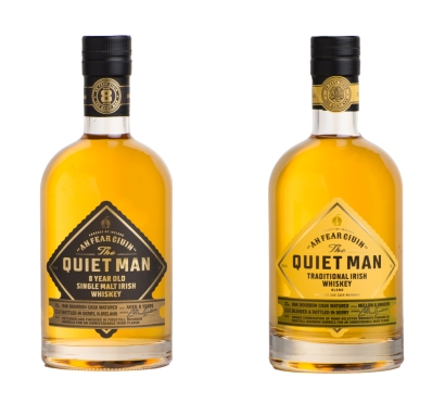The Quiet Man Irish Whiskie