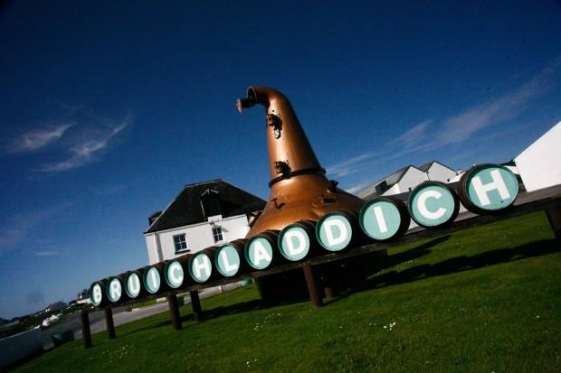 Photo courtesy of Bruichladdich Distillery