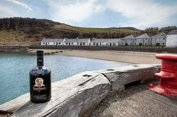 Photo courtesy of Bunnahabhain Distillery.