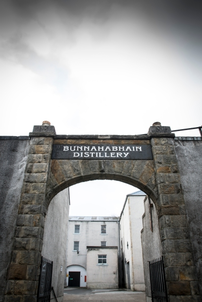 Photo courtesy of Bunnahabain Distillery