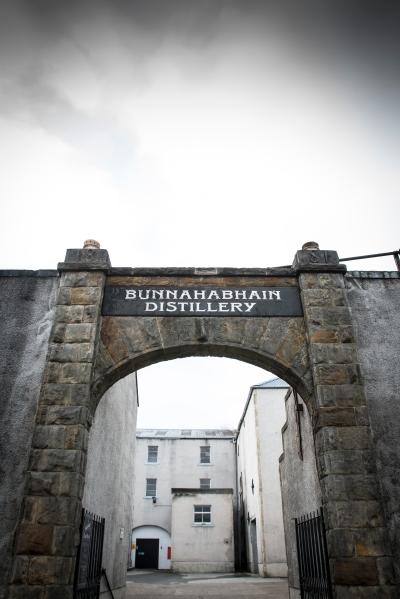 Photo courtesy of Bunnahabain Distillery