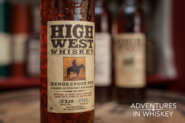 High West Rendezvous Rye 1