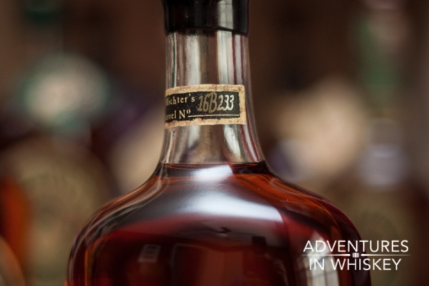 Michters 10yr 2016 tag