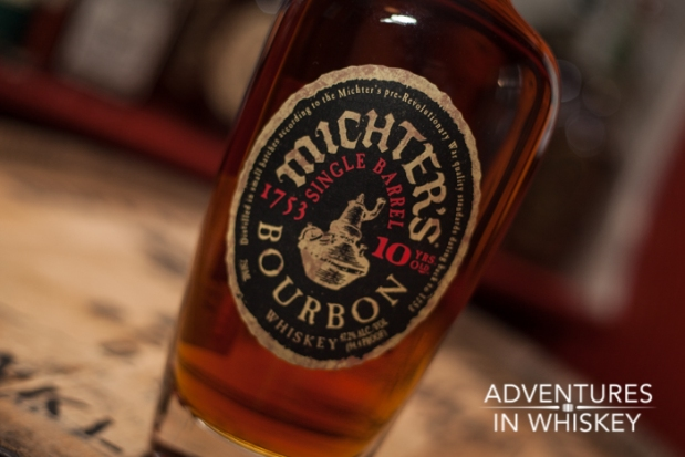 Michters 10yr 2016