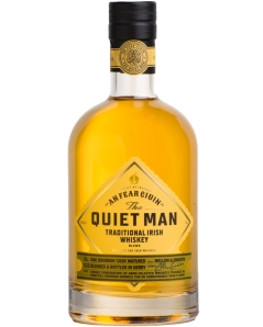 Photo courtesy of Quiet Man Whiskey