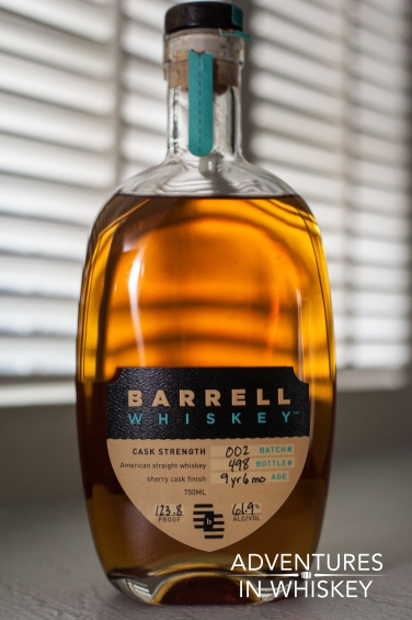Barrel Whiskey B2