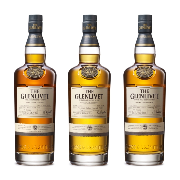 Photo courtesy of the Glenlivet Distillery.