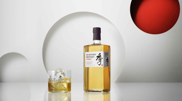 Photo credit: Suntory Whisky
