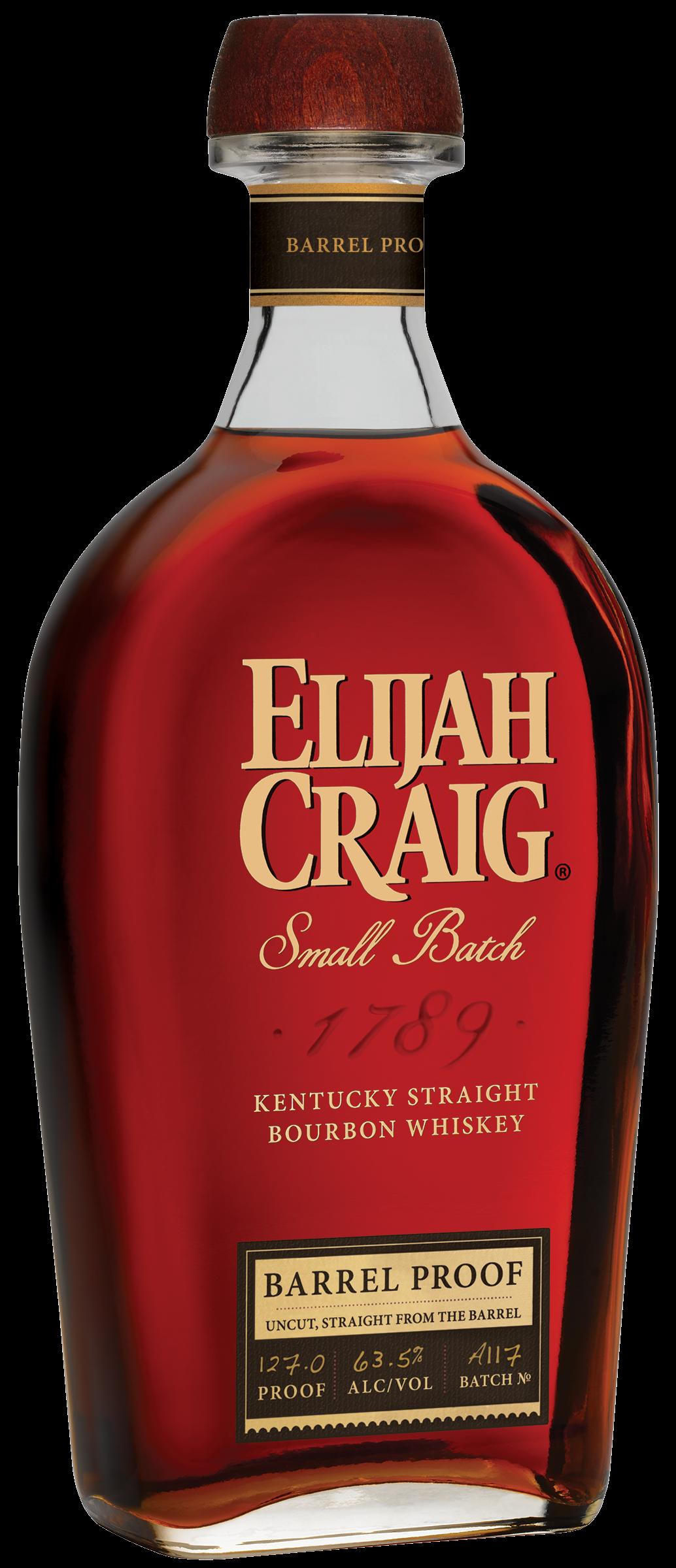 8e81b55cc44 Elijah Craig Barrel Proof (Batch A117) Bourbon Review