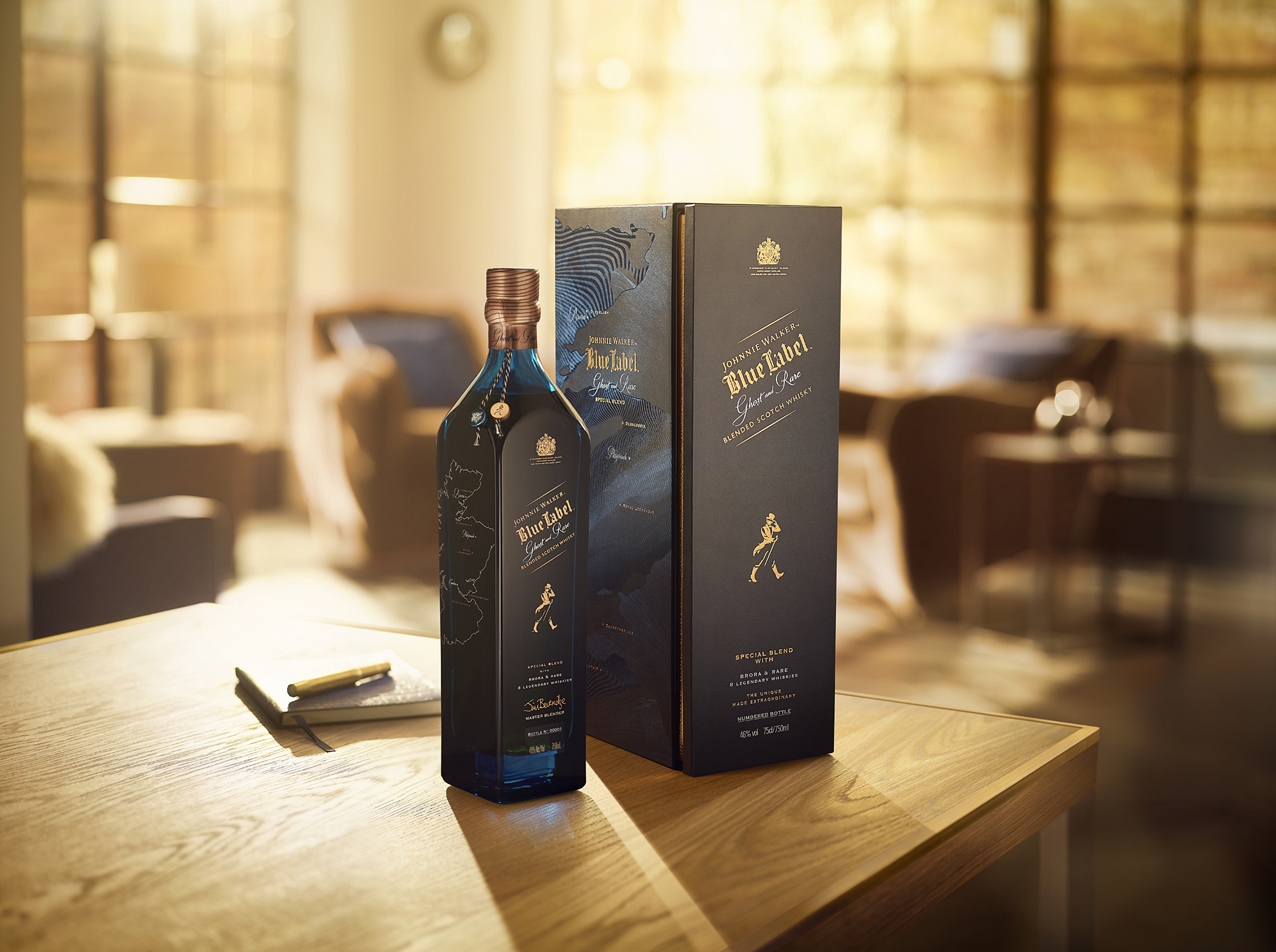 Johnnie Walker Blue Label Ghost and Rare_Bottle Image_3