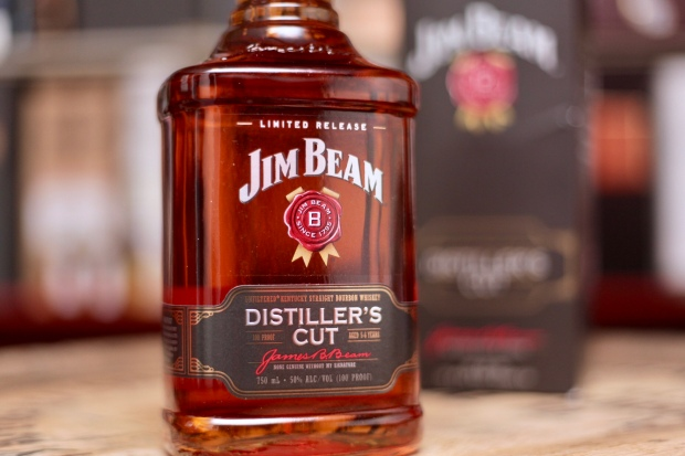 Review Jim Beam Distiller S Cut Bourbon Adventures In
