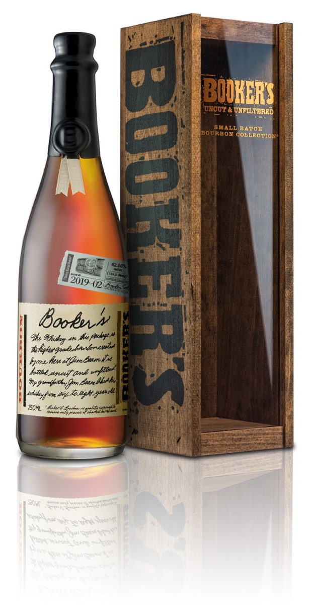 Image result for booker's bourbon cake